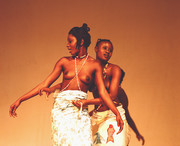 Senegal dance show