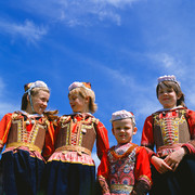 Marken 1986 children