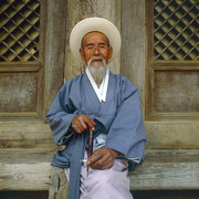 South Korea Portrait