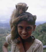 Sri Lanka 1982 Boy w